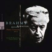 Brahms: Piano Concerto No. 1, Op. 15 by Arthur Rubinstein