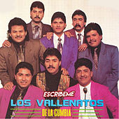 Escribeme de Los Vallenatos De La Cumbia