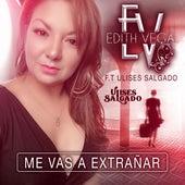 Me Vas a Extrañar -  En Vivo (Acustico) de Edith Vega