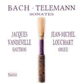 C.P.E. Bach, J.C. Bach & Telemann: Sonatas von Jacques Vandeville