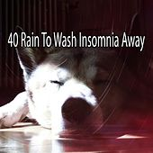 40 Rain to Wash Insomnia Away by Rain Sounds and White Noise