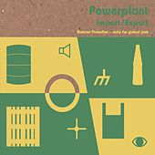 Import / Export - G. Prokofiev Suite for Global Junk by Powerplant