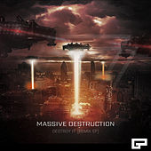 Massive Destruction: Destroy It (Remix EP) de M_Shin3