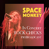 Space Monkey In Concert Rock Chicks FM Broadcast de Various Artists