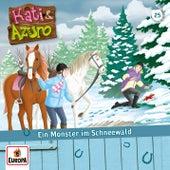 025/Ein Monster im Schneewald von Kati & Azuro