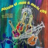 Piccolo et Saxo à Music City de André Popp