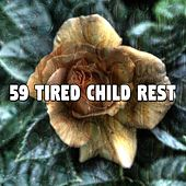 59 Tired Child Rest by Lounge relax