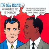 It's All Right! von Wynton Kelly Trio