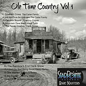 Ole Time Country, Vol. 1 by Various Artists