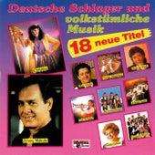 Deutsche Schlager und volkstümliche Musik by Various Artists