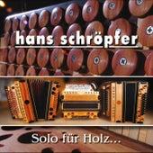 Solo für Holz... von Hans Schröpfer