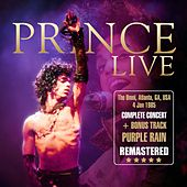 The Omnia, Atlanta, GA, USA 4 Jan 1985 de Prince