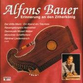 Erinnerung an den Zitherkönig von Alfons Bauer
