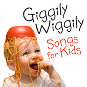 Giggily Wiggily Songs for Kids de The Countdown Kids
