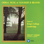 Choral Music of Schubert & Brahms de Choir of King's College, Cambridge
