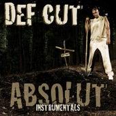 Absolut Instrumentals von Def Cut