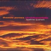 Brucknerhaus-Edition: Thomas Pernes - Streichquartette de Koehne Quartett