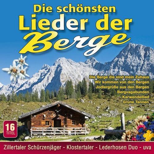 Die schönsten Lieder der Berge / Folge 1 by Various Artists