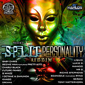 Split Personality Riddim von Various Artists