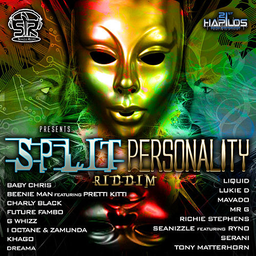 Split Personality Riddim by Various Artists
