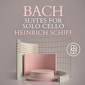 Bach: Suites for Solo Cello de Heinrich Schiff