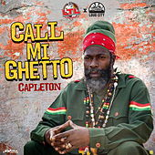 Call Mi Ghetto - Single de Capleton
