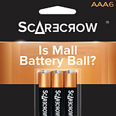 Is Mall Battery Ball? de Scarecrow