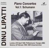 Lipatti plays Piano Concertos: Schumann op.54 (Historical Recordings) de Dinu Lipatti