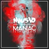 Maniac (TESFY Remix) von Mausio