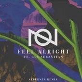 Feel Alright (feat. Guy Sebastian) [Steerner Remix] von Oliver Nelson