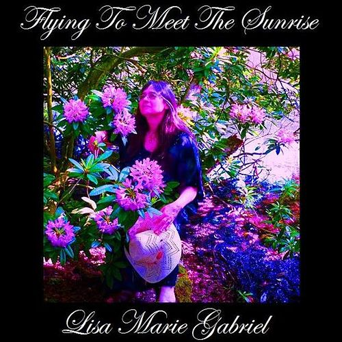 Flying To Meet The Sunrise by Lisa Marie Gabriel