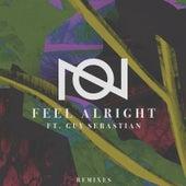 Feel Alright (feat. Guy Sebastian) [Remixes] von Oliver Nelson
