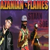 Staan Soe by Azanian flames