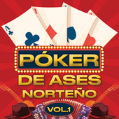 Póker De Ases Norteño Vol. 1 de Various Artists