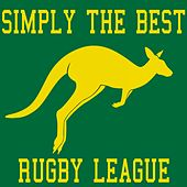 Simply the Best Rugby League de Various Artists