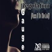 Regulation (Pass It To The Left) von Gauge
