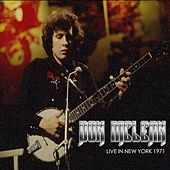 Don McLean - Live in New York 1971 van Don McLean