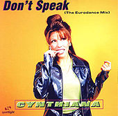 Don't Speak (The Eurodance Mix) de Cynthiana