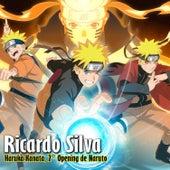 Haruka Kanata (2° Opening de Naruto) de Ricardo Silva (1)