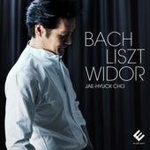 Bach, Liszt, Widor: Organ Works at la Madeleine von Jae-Hyuck Cho