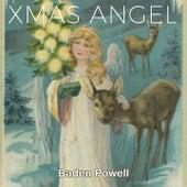 Xmas Angel by Baden Powell