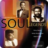 Soul Legends (Collector's Edition) de Percy Sledge