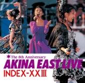 Akina East Live Index-XXIII by Akina Nakamori