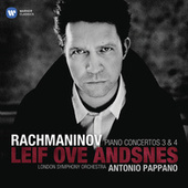 Rachmaninov: Piano Concertos No. 3 & No. 4 by Antonio Pappano