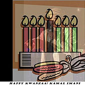 Happy Kwanzaa by Kamal Imani
