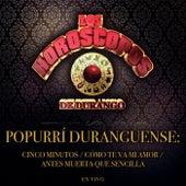 Popurrí Duranguense: Cinco Minutos / Cómo Te Va Mi Amor / Antes Muerta Que Sencilla (En Vivo) de Los Horoscopos De Durango