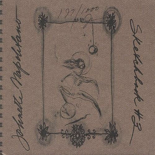 Sketchbook 3 by Johnette Napolitano