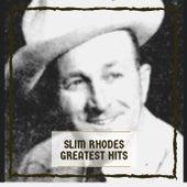 Greatest Hits von Slim Rhodes