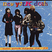 New York Tapes 72-73 de New York Dolls