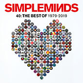 Forty: The Best Of Simple Minds 1979-2019 by Simple Minds